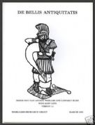 WRG: De Bellis Antiquitatis (DBA) Ancients Wargame Rules 1.1